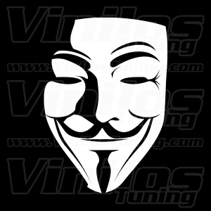 V de Vendetta 02 Anonymous