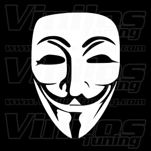 V de Vendetta 03 Anonymous