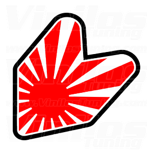 JDM Rising Sun 01