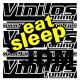 Eat Sleep JDM 01