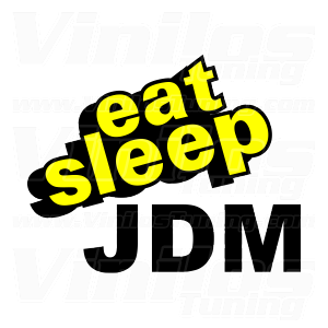 Eat Sleep JDM 01