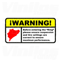 Ring Warning
