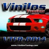 Kit Franja 14 Mustang Style