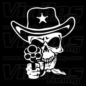 Crâne 65 Sheriff