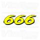 666 Bicolor
