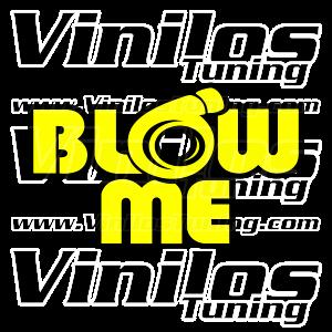 Blow Me Bicolor