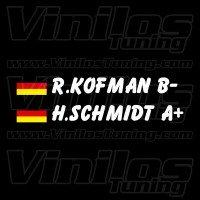 Nombres y Banderas Alemania