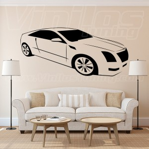 Cadillac CTS Coupe Style