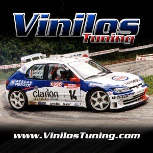 Peugeot 206 Maxi Rally